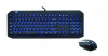 Combo Gamer Teclado Y Mouse Blue Moon Usb